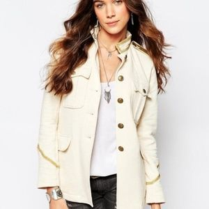 Denim and Supply military style jacket
